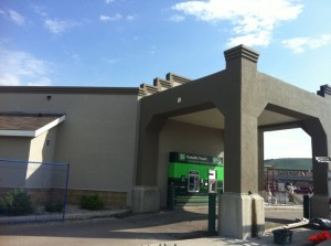 TD bank buiding we worked on